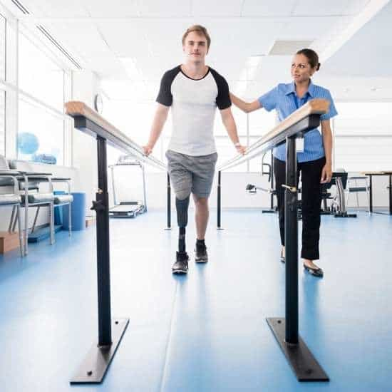 Government agencies rely on Strive Physical Therapy programs