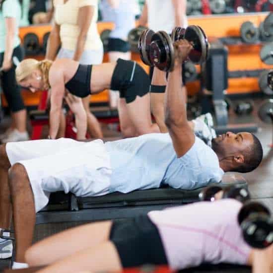 Strive Fitness Center Management Nationwide