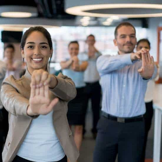 Strive Well-Being Workplace Wellness and Fitness Programs
